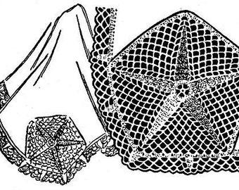 Eastern Star Emblem Crochet Pattern 723097