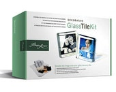 Glass Photo Tile Making Kit - Hard to Find