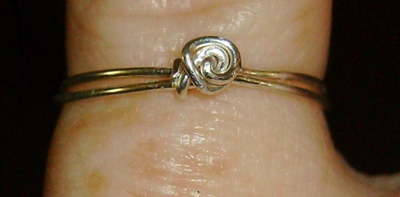 Sterling Silver Ring Size 3