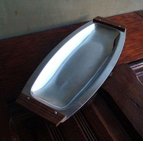 Vintage Kromex Serving Tray