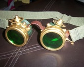 The Frogman (Steampunk Goggles)
