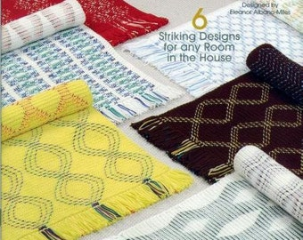 Faux Monk Rugs Crochet on the Double Pattern Booklet Annie's Attic