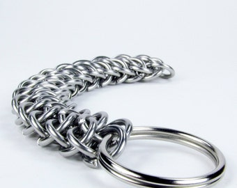 Chainmaille Keychain