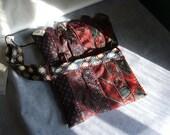 ON SALE--Reincarnate Ties Wristlet