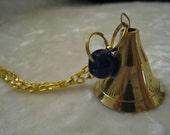 Hindu Luck Bell Necklace