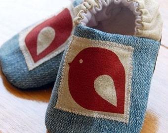 Mollybird Reversible Baby Shoes