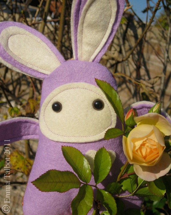 Cara - Cute & Quirky Plush Rabbit