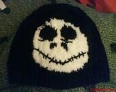 Hand Knit JACK Hat