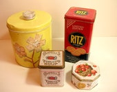 Vintage Tins Instant Collection