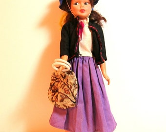 Vintage Mary Poppins Doll