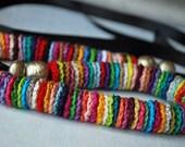 Colorido Long Crochet Necklace Multicolor No. 3