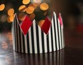 Harrison Fabric Boys Crown