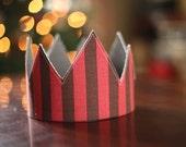 Samuel Fabric Boys Crown