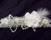 Ice Princess Adult Headband RESERVED for Sissybabytammy