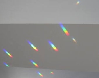 Disco Rainbow Room  50 mm  mesmerizing rainbow maker