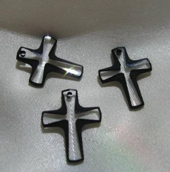 swarovski crystal cross 20mm