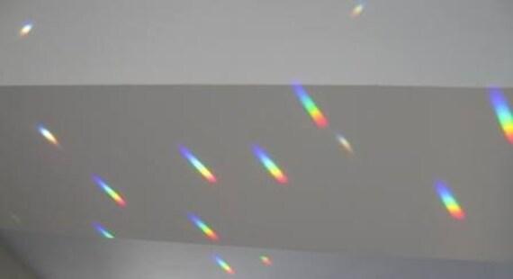Disco Rainbow Room  60 mm  mesmerizing rainbow maker