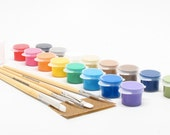 All the Colors - Super Mega Paint Kit - FREE storage bag