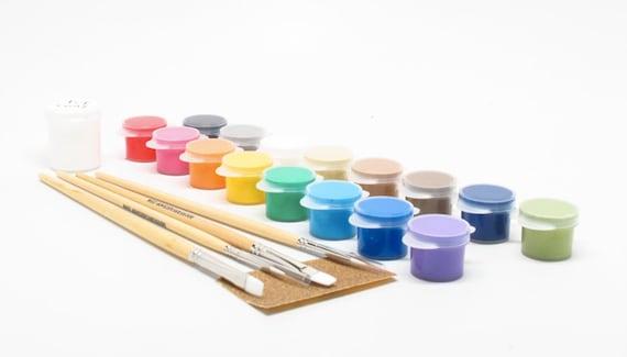 All the Colors - Super Mega Paint Kit - FREE storage bag