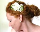 Spring Bridal Comb