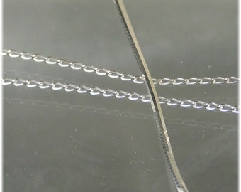 Add a Sterling Chain to Your Order