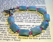 The Sky's the Limit Amazonite and Swarovski Crystals Bracelet