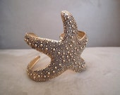 Starfish Cuff -- One of a Kind