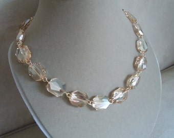 Anna Wintour 'The September Issue' necklace