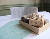 Heirloom Seed Kit in Wooden Box