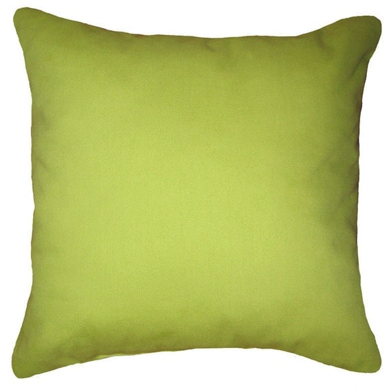 Leaf Green Decorative Pillow Robert Allen Living Simply Leaf