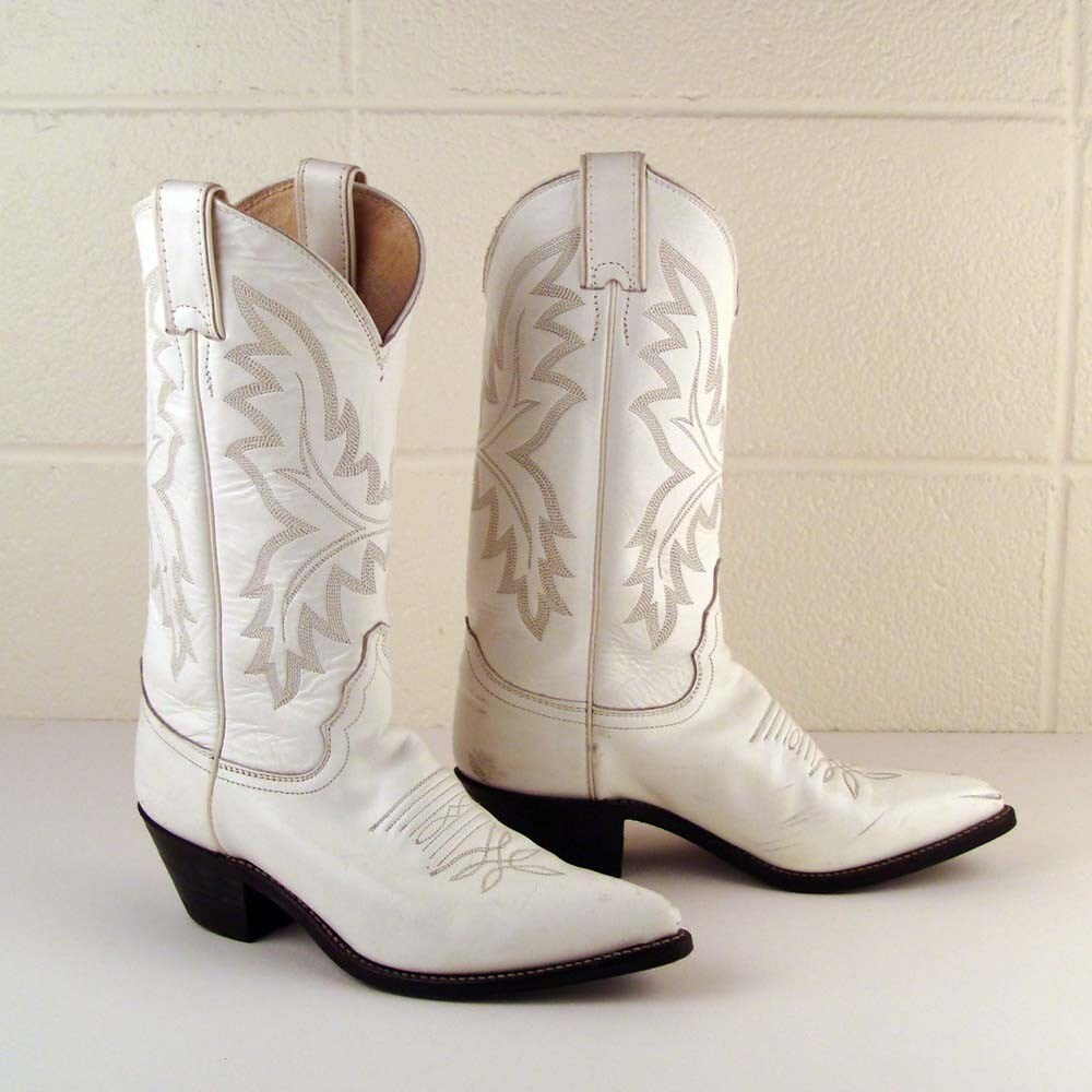Girls White Cowboy Boots Pictures to Pin on Pinterest - PinsDaddy