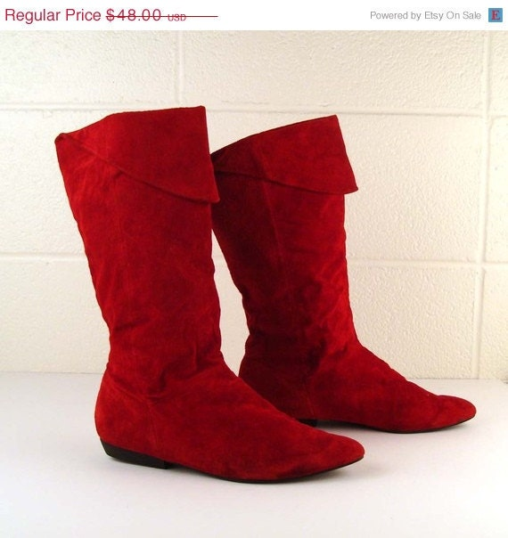 Beautiful NEW BERTIE LADIES ORIANA RED SUEDE WOMENS CHELSEA ANKLE SHOES BOOTS SIZE 3-8 UK | EBay