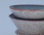 Medium Stoneware Bowl