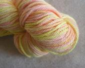 Sherbet - Kettle Dyed Organic Cotton Yarn