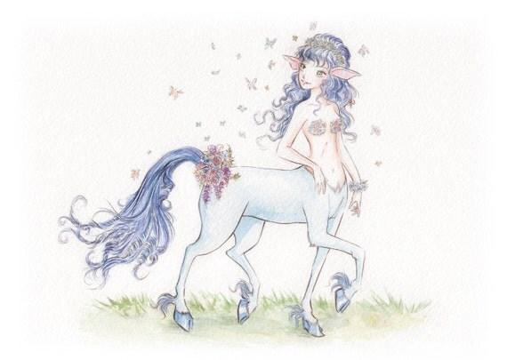 Lady Centaur