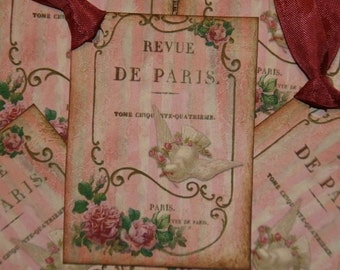 De Paris Gift Tags