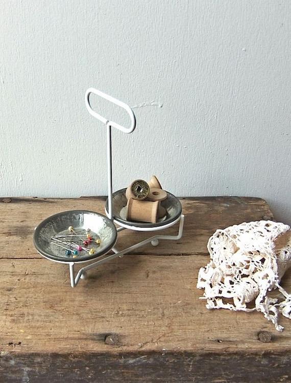 Vintage Caddy or Candleholder