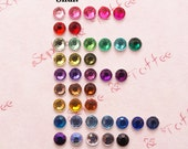 3mm Acrylic Rhinestones Set of 400pcs (You choose your color)