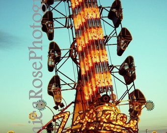 Ride of Your Life - Fine Art Print