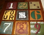 Number paintings