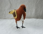 wool songbird