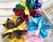 Group D- Hair Bows
