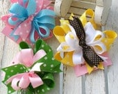 Group B- Hair Bows