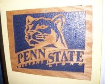 Penn State wall hanging