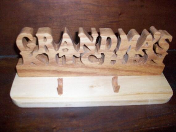 Grandmas Kitchen display/pen holder