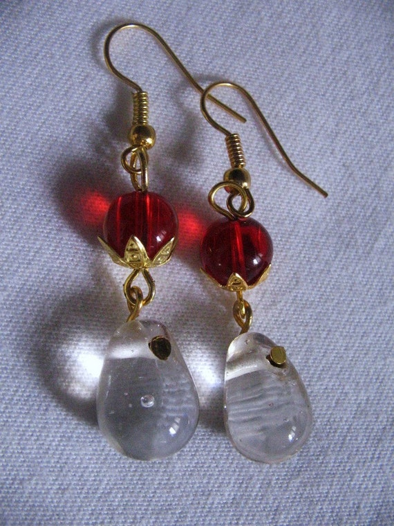 PIF earrings - 3 to choose from