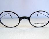 GIORGIO ARMANI vintage eyeglasses - Made in Italy - NEW, NEVER WORN.