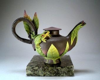 Woodland Frog Tea