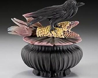 Crow Corn Box