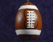 FOOTBALL Ornament Personalized